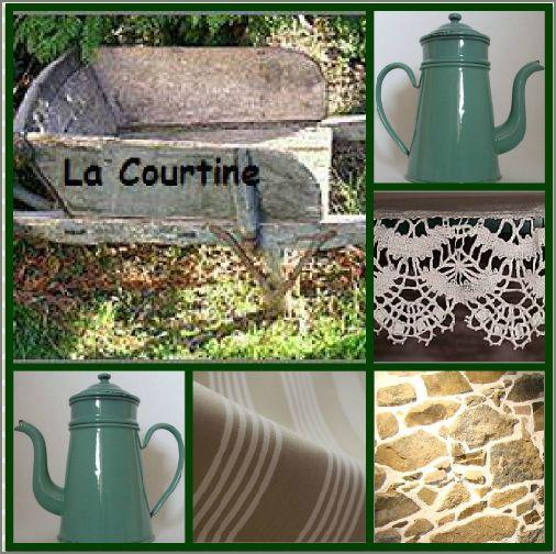 Courtine